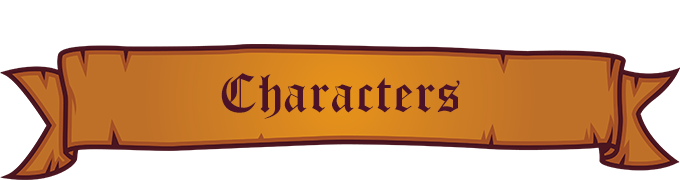 Characters Banner